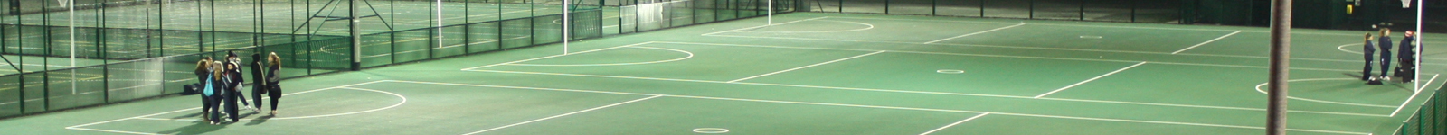 outdoor netball