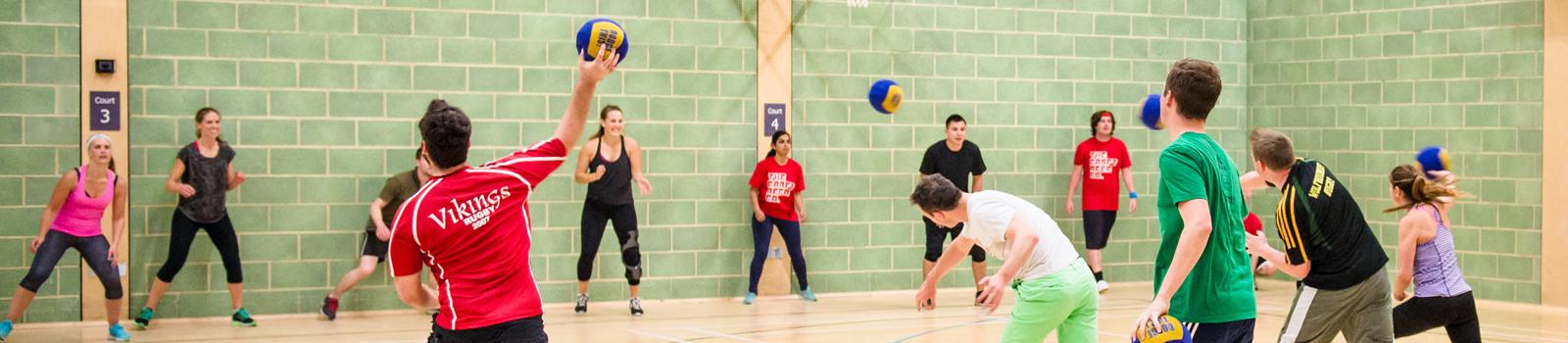 dodgeball london leagues