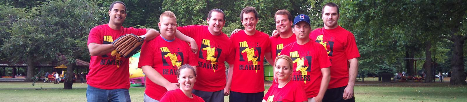 red softball team 350