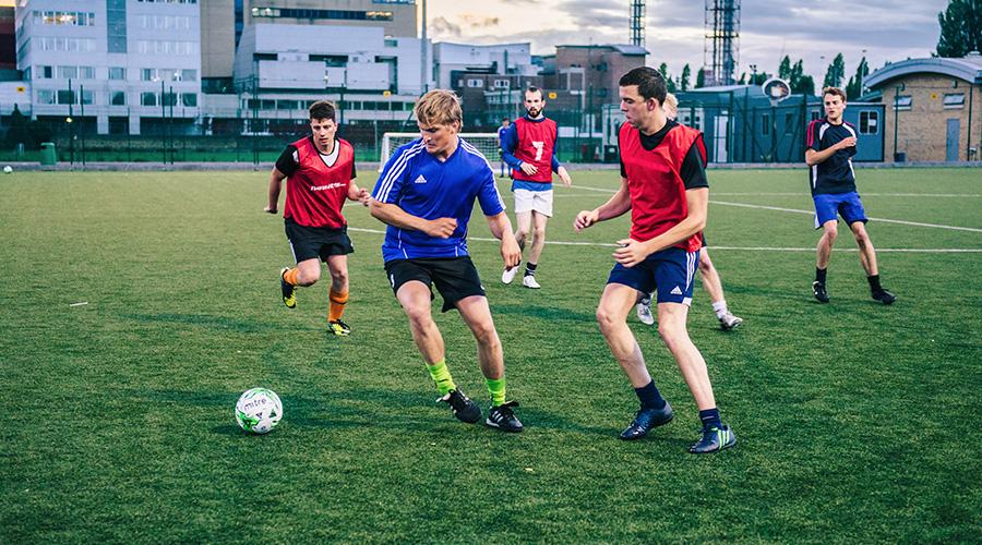 sports football team london clubs fitness list sa