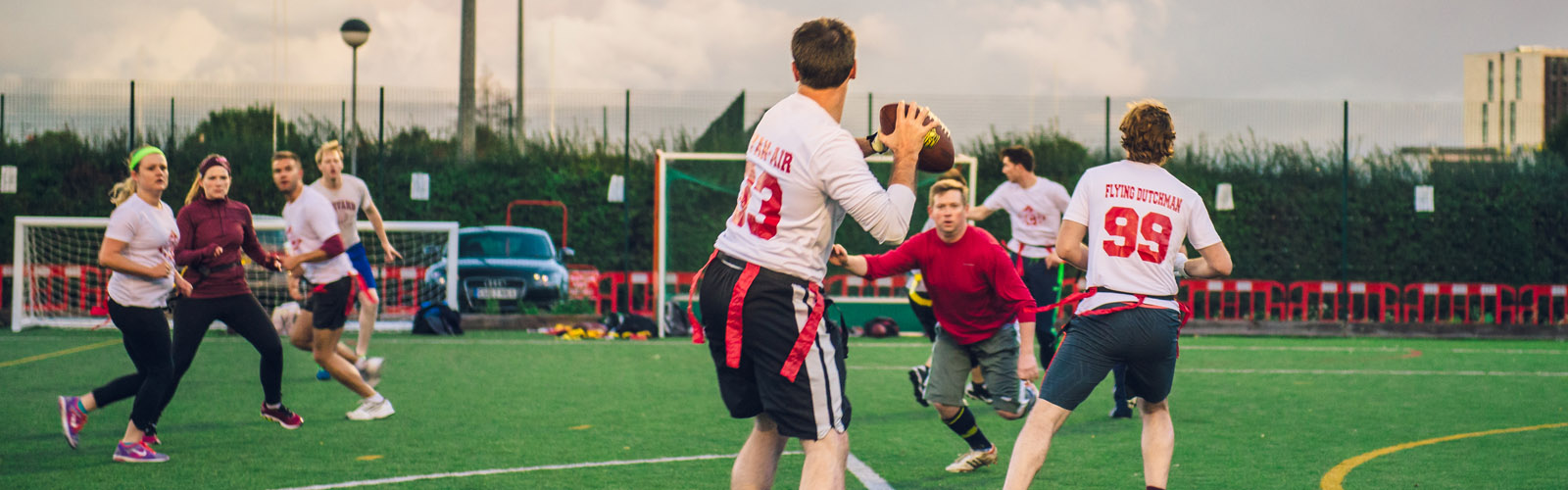 flag football london