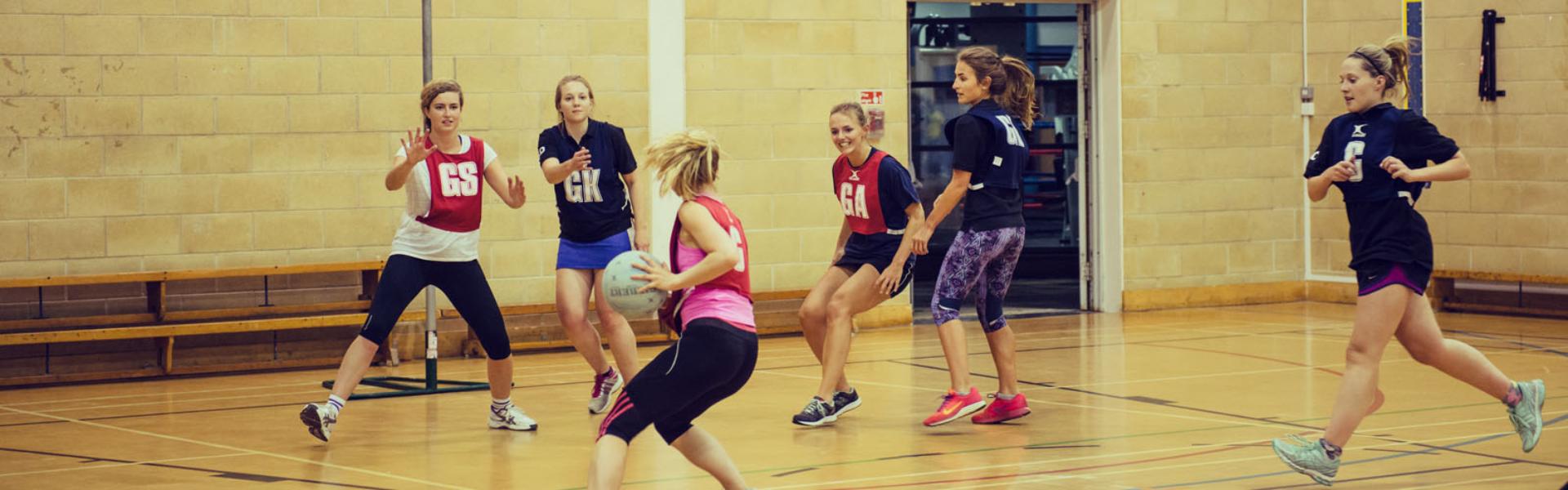 indoor netball