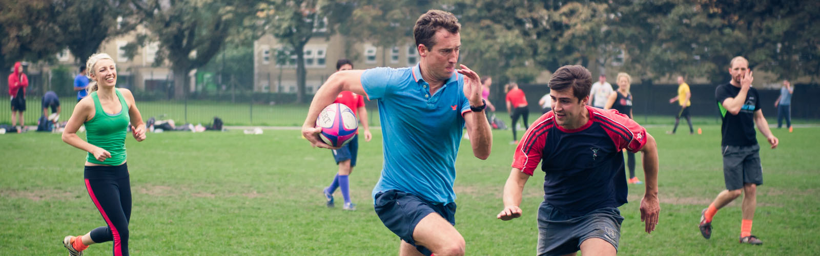 touch rugby leagues london