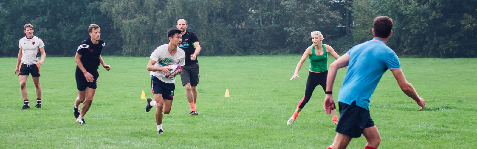 touch rugby london