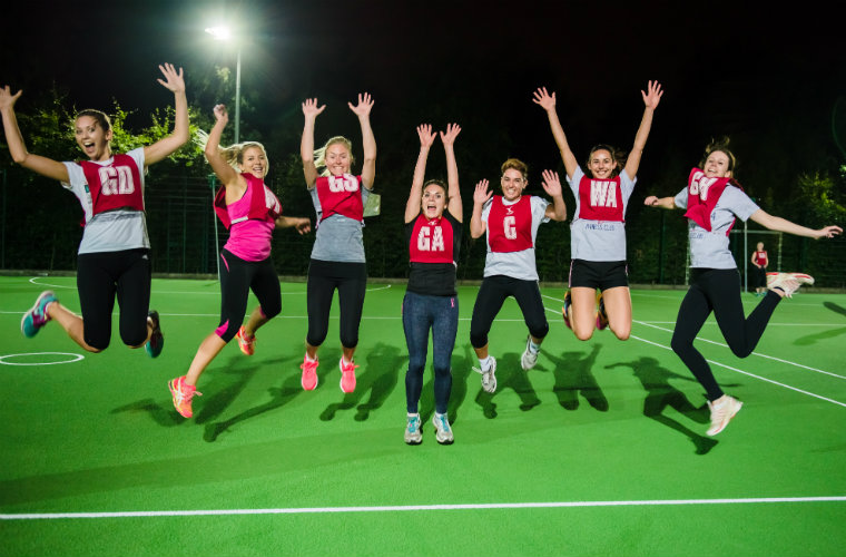 10 Reasons You'll Love Playing Netball | GO Mammoth