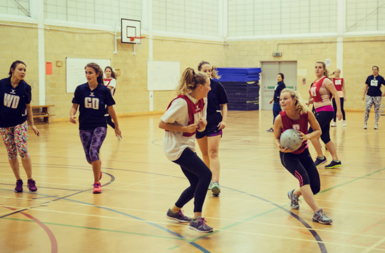 Image result for A Guide to Playing Netball Socially in London