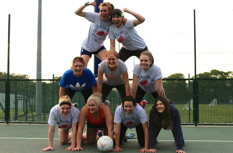 Goal Diggers - Netball