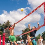 Go Mammoth volleyball