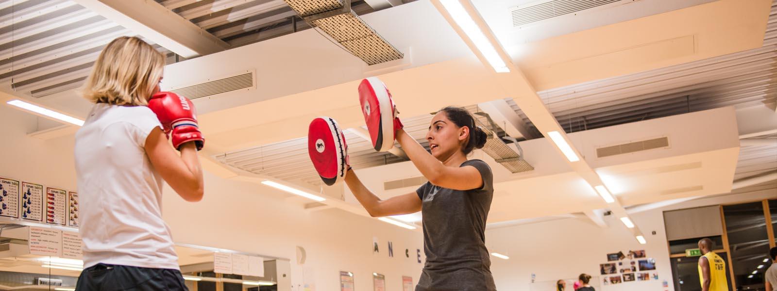 corporate fitness classes