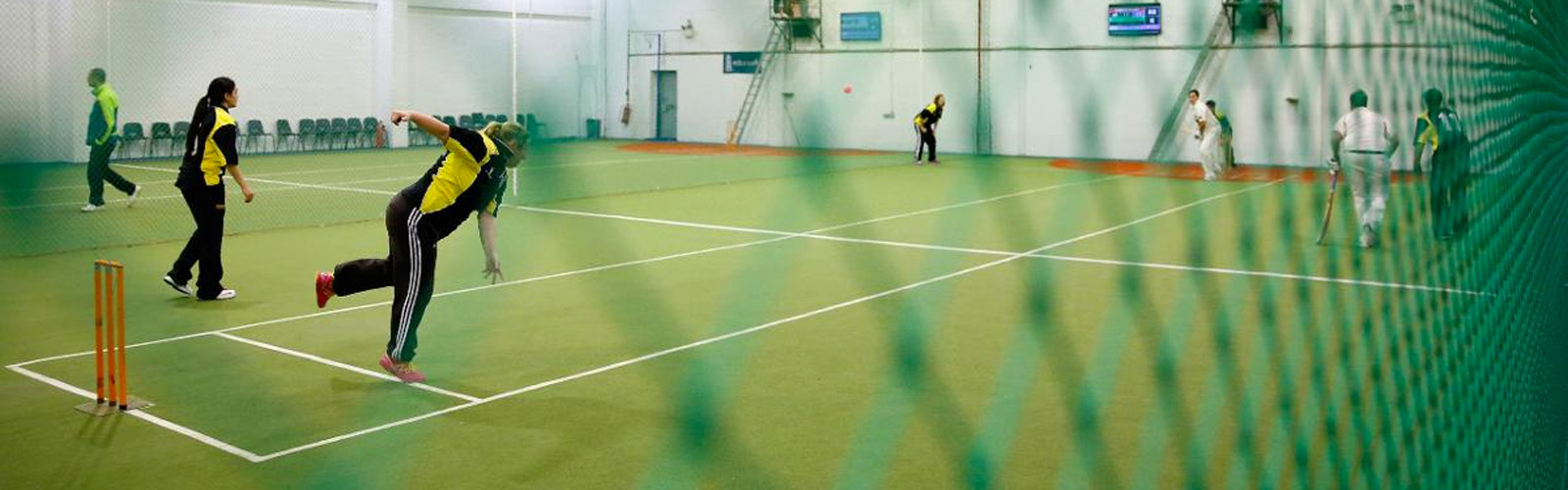 indoor cricket london