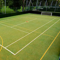 football in Clapham South (La Retraite)