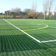 football in Kentish Town