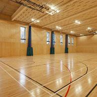 basketball in Camden