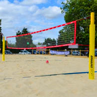 volleyball in Battersea (Falcon Park)