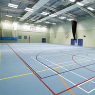 volleyball in Clapham Junction
